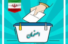 مسئولین ستادهای استانی حزب تدبیر و توسعه ایران اسلامی در اصفهان
