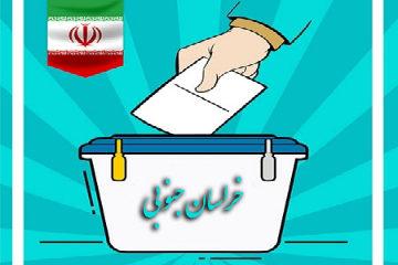 مسئولین ستادهای استانی حزب تدبیر و توسعه ایران اسلامی در استان خراسان جنوبی