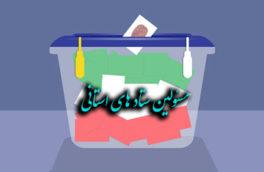 لیست مسئولین ستادهای استانی حزب تدبیر و توسعه