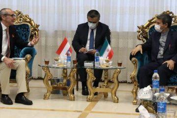 ارومیه دروازه ورود اتریش به ایران