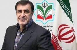 پیام تسلیت دبیرکل حزب تدبیر و توسعه در پی درگذشت مهندس حاج اکبر طویل