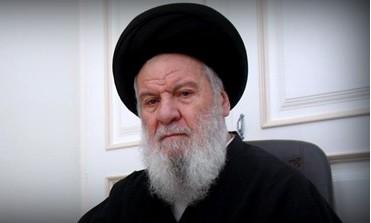سخنان مرحوم حضرت آیت الله موسوی اردبیلی در حسینیه ارشاد + فیلم