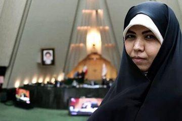 خانم نمایندهای که مثل احمدی نژاد متوهم است