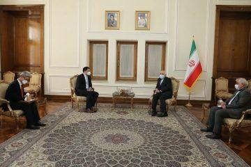 در دیدار ظریف و قائم مقام وزیر خارجه کره چه گذشت؟